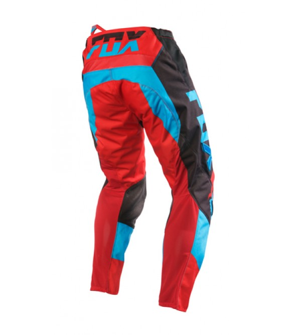 FOX MX bikses 180 MAKO BLUE/RED