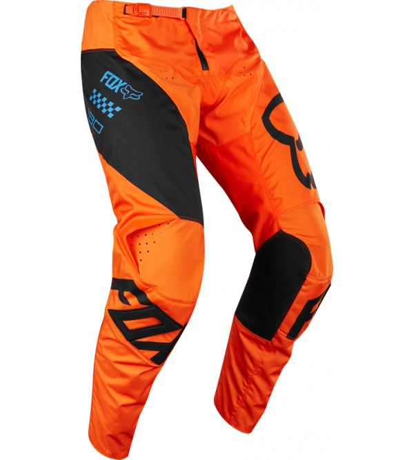 FOX Trousers 180 MASTAR ORANGE