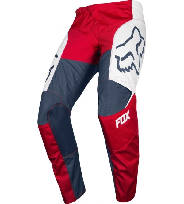 FOX Trousers 180 PRZM Navy/Red