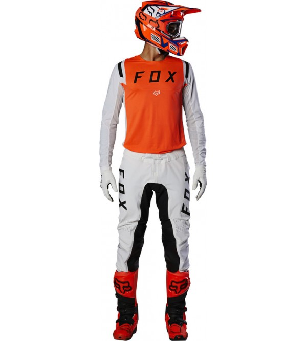 FOX Jersey Flexair Howk Flo Orange