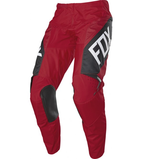 FOX Trousers 180 Revn Red