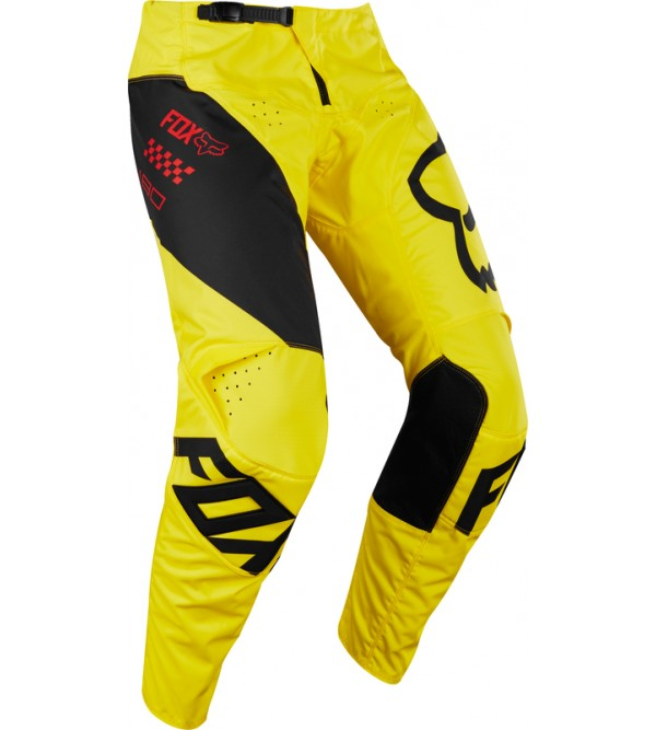 FOX Trousers 180 MASTAR YELLOW