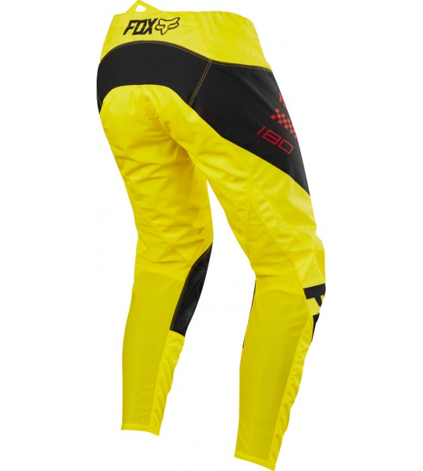 FOX bikses 180 MASTAR YELLOW
