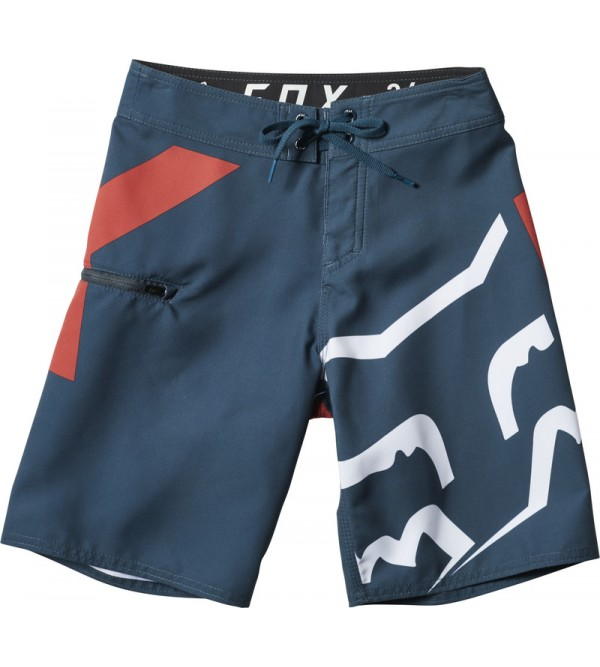 FOX YOUTH STOCK BOARDSHORT NAVY