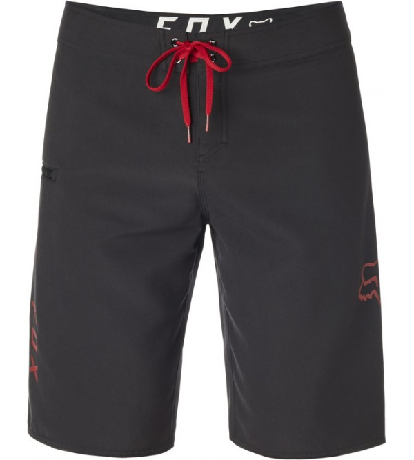FOX OVERHEAD BOARDSHORT BLACK/RED