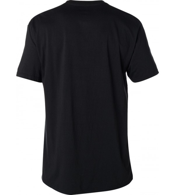 FOX Tees AGENT SS AIRLINE BLACK