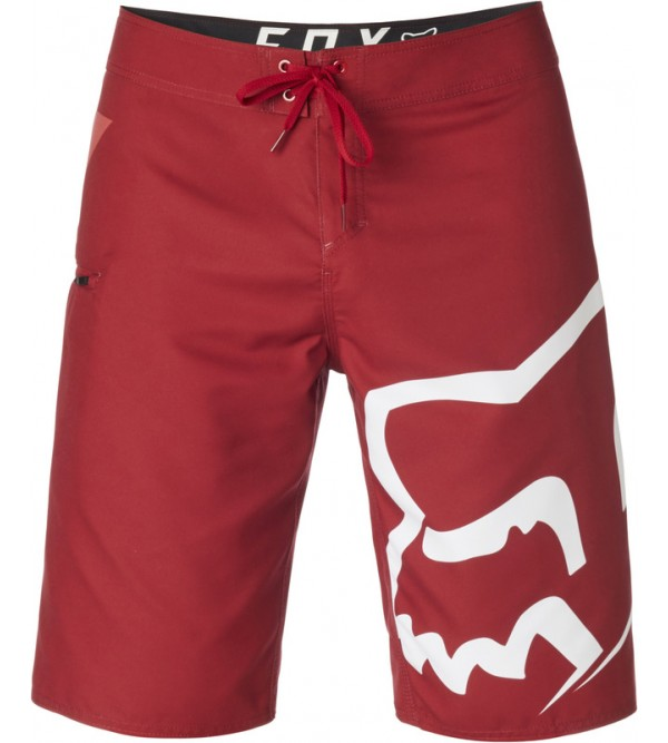 FOX STOCK BOARDSHORT CRDNL