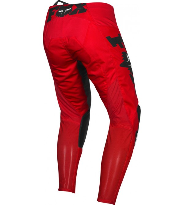 FOX Trousers 180 Cota Red