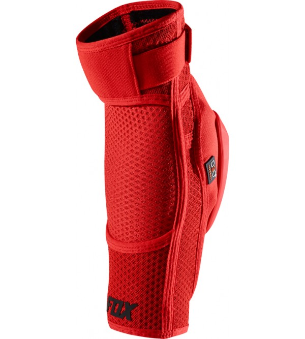 FOX Knee Pads LAUNCH PRO D3O Red