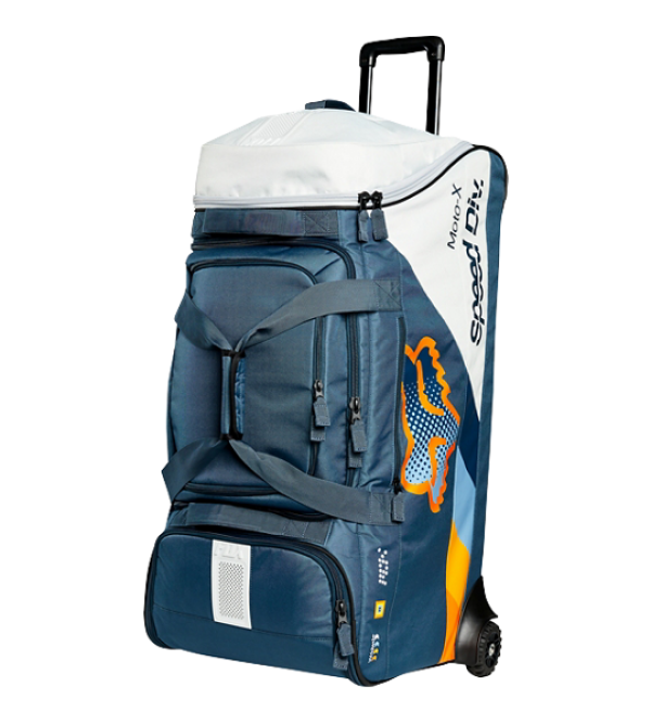 FOX soma Shuttle Roller Gearbag Light Grey
