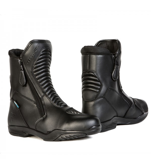 Rebelhorn Rio Black Motorcycle Boots