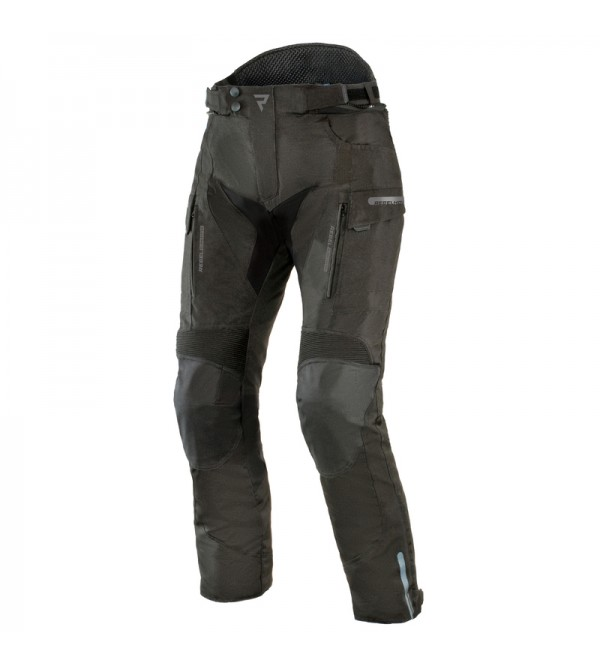 Rebelhorn Cubby III Black Textile Motorcycle Pants