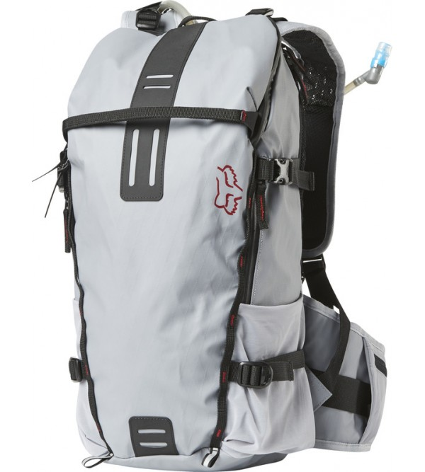 Utility Hydration Pack- Large Stl Grey