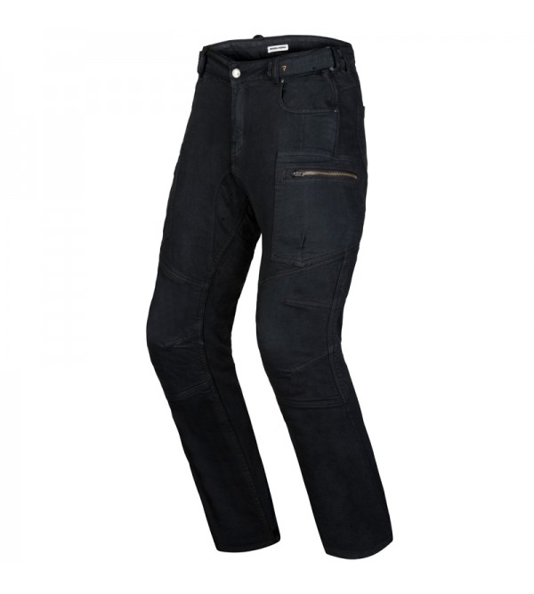 Rebelhorn Urban III Washed Black Motorcycle Jeans