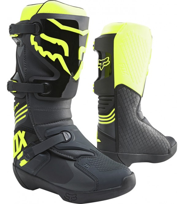 Comp Boot Black/Yellow