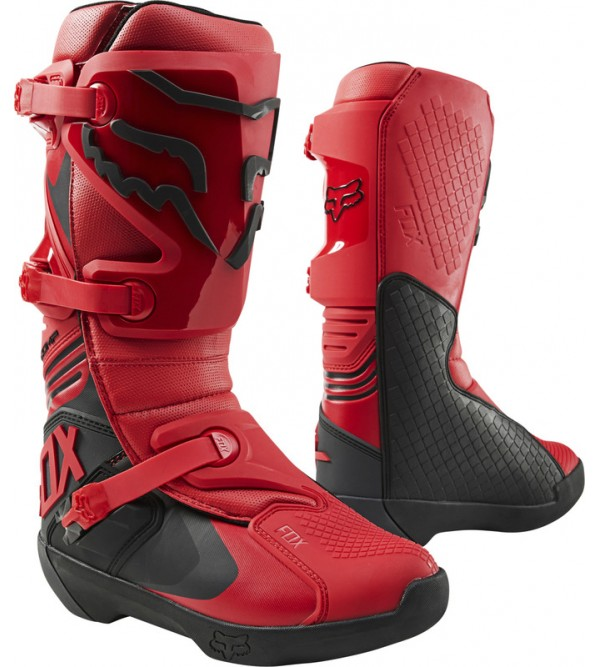 Comp Boot Red