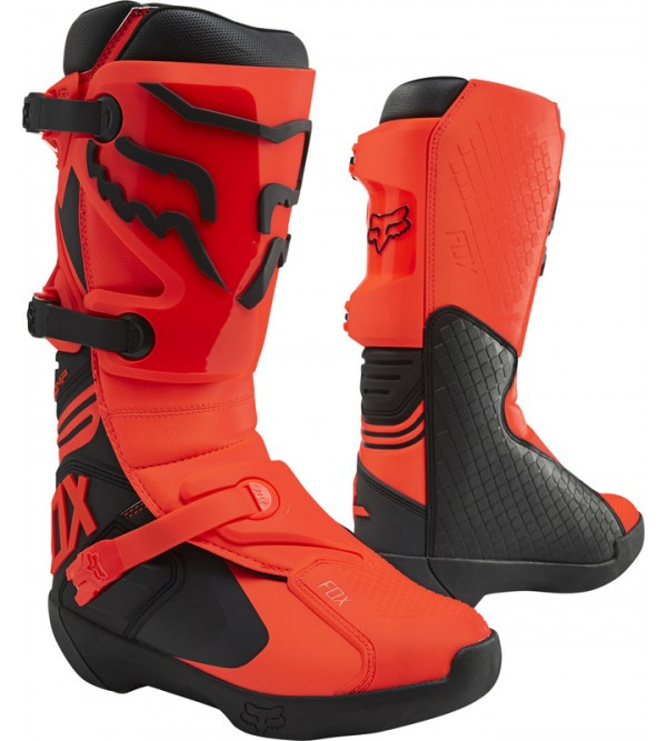 Comp Boot Orange