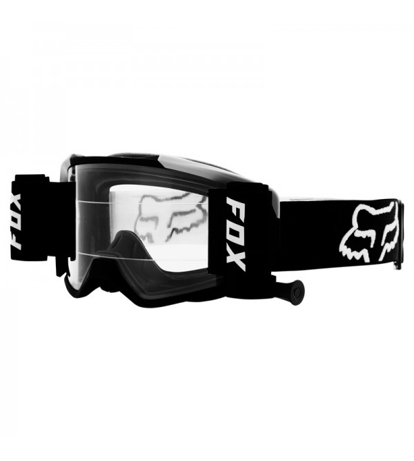 Vue Stray Roll Off Goggle Black Os