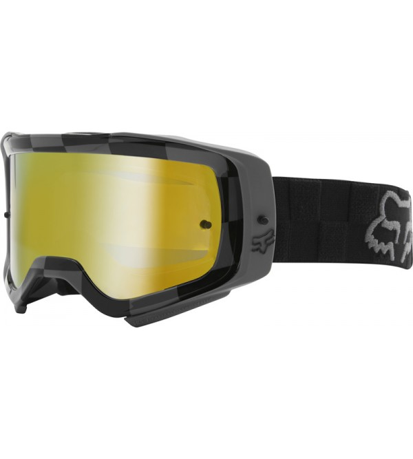 Airspace Afterburn Goggle-Spk Black Os