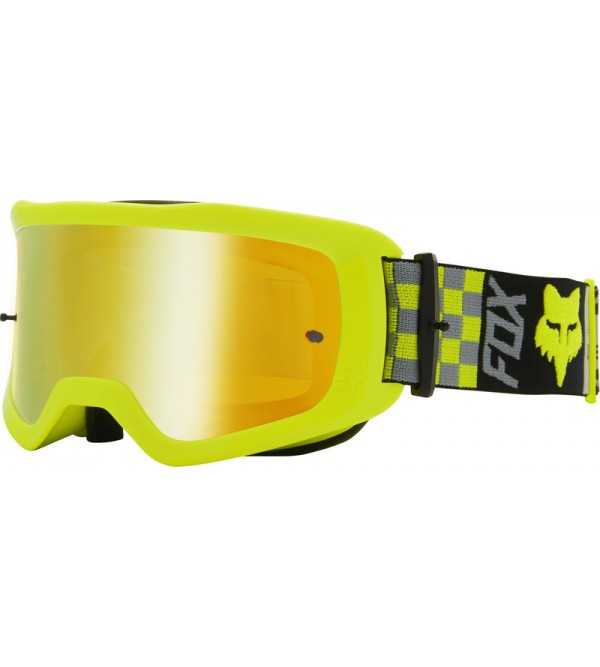 Youth Main Illmatik Goggle-Spark Yellow Yos