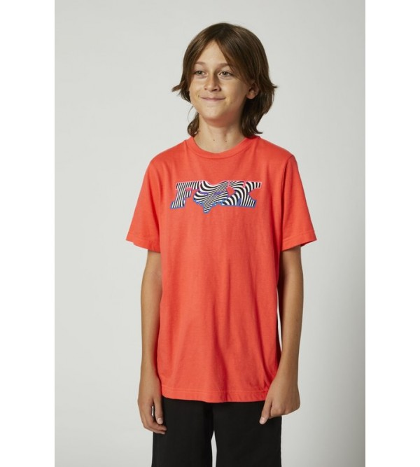 Youth Corkscrew Ss Tee Atomic Punch