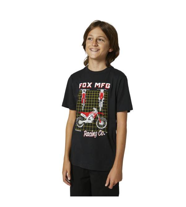Youth Cypher Ss Tee Black