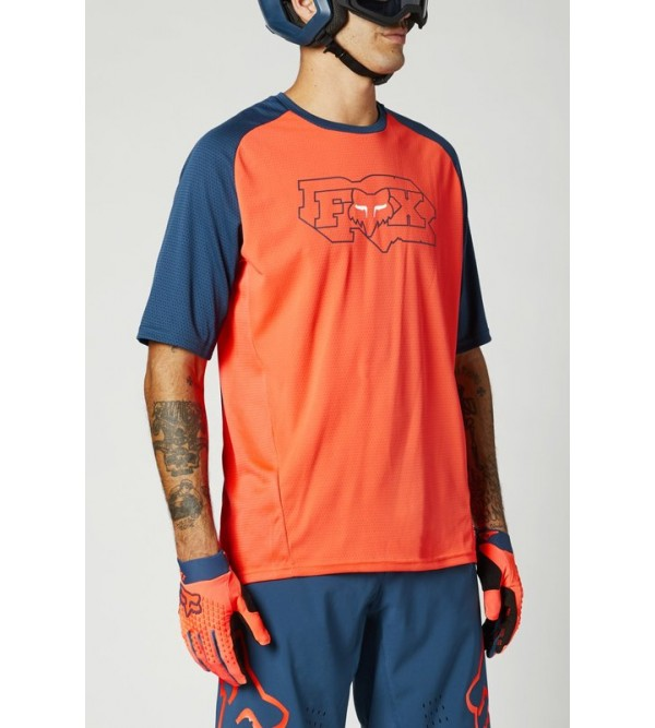 Defend Ss Jersey Atomic Punch