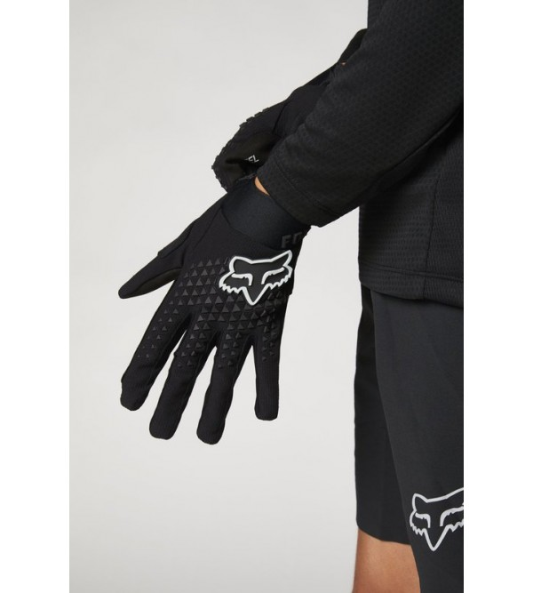 Youth Defend Glove Black