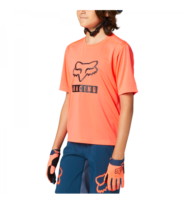 Youth Ranger Ss Jersey Atomic Punch
