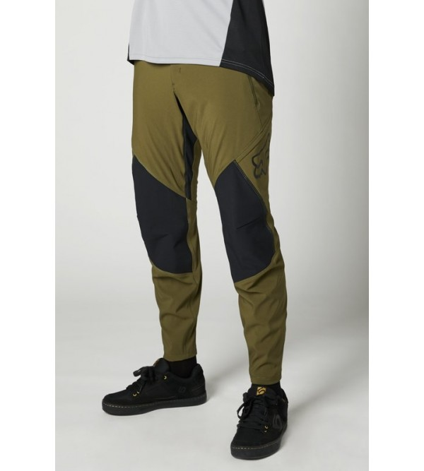 Defend Pant Olive Green