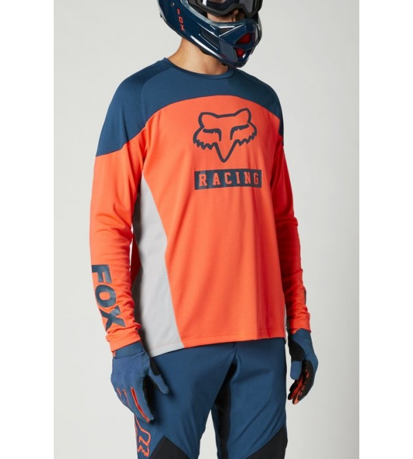 Defend Ls Jersey Atomic Punch