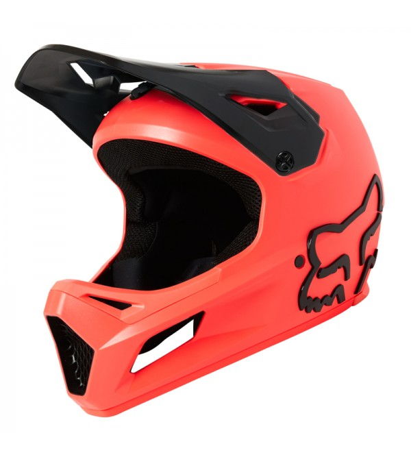 Youth Rampage Helmet Ce Atomic Punch