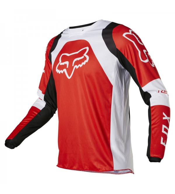 180 Lux Jersey Fluo Red