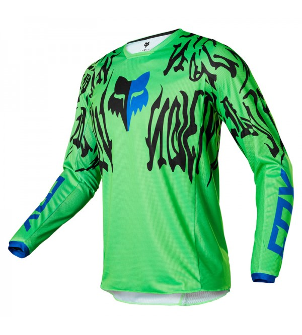 180 Peril Jersey Fluo Green