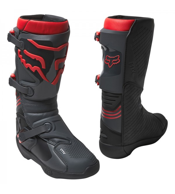 Comp Boot Black/Red
