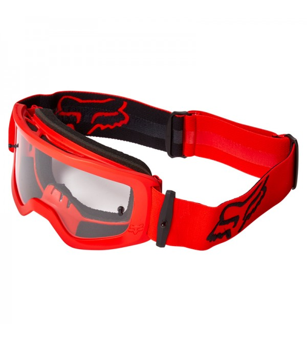 Youth Main Stray Goggles Fluo Red