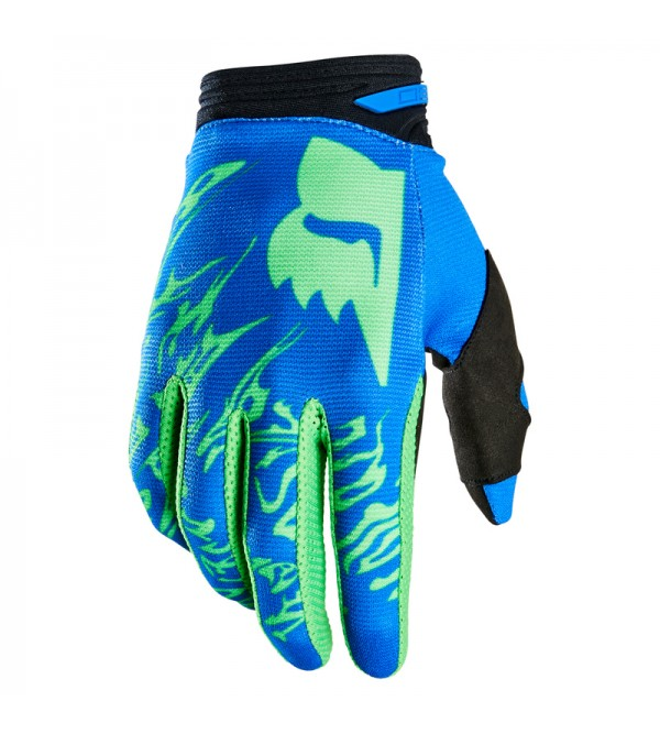 180 Peril Gloves Fluo Green