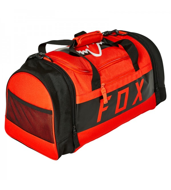 180 Mirer Duffle Bag Fluo Red