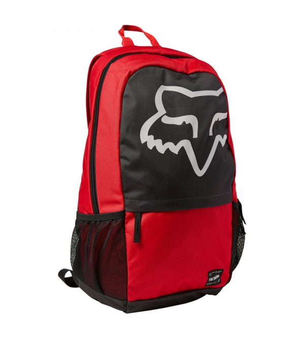 180 Moto Backpack Flame Red