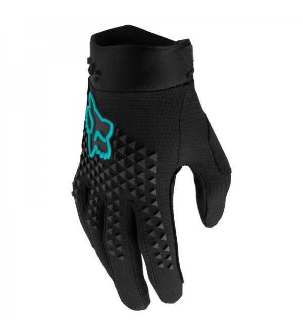 Youth Defend Gloves Teal
