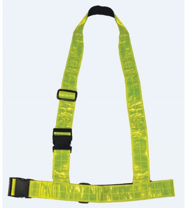 Ozone Suspenders Flo Yellow