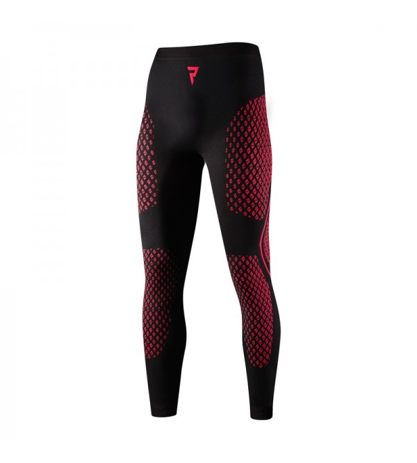 Rebelhorn Termoactive Trousers Therm II Black/Red