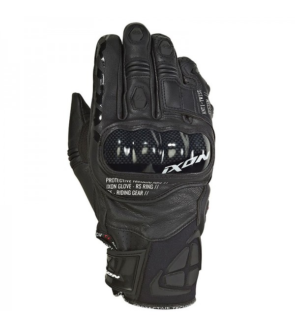 IXON Gloves RS RING Black