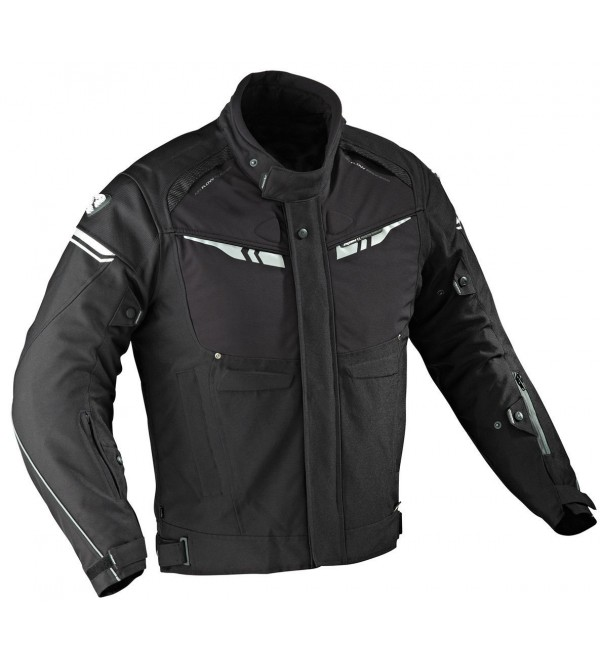 IXON Jacket SIRRUS HP Black-White