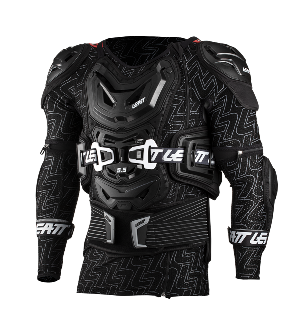 Leatt Body Armour 5.5 Black