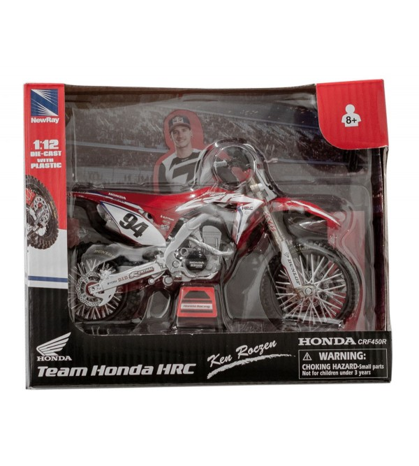 Motorcycle Model Honda Factory Ken Roczen 94