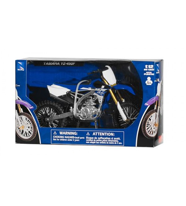 Motorcycle Model Yamaha 450