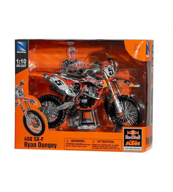 Motorcycle Model KTM Ryan Dungey Nr 5