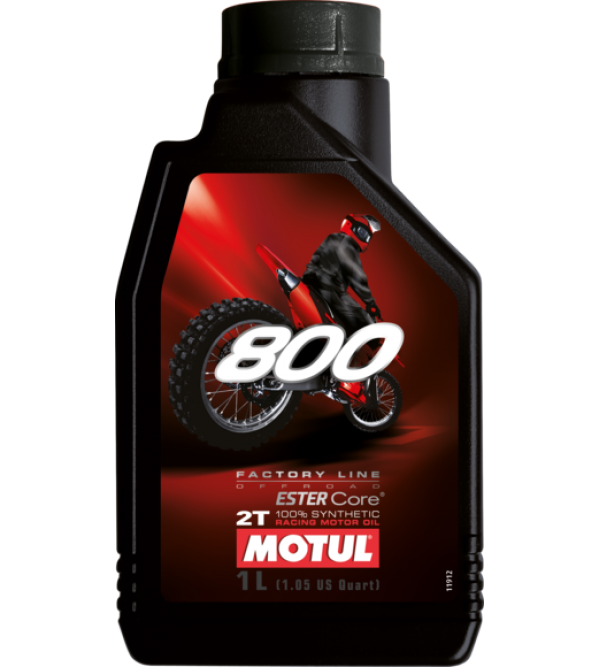 Motul oil 800 2T Factory Line Off Road