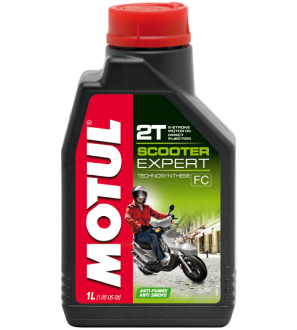 Motul scooter oil Scooter Expert 2T 1l